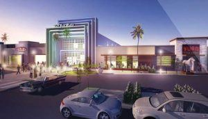 Concept image of the Shoppes at Bel Air in 36606